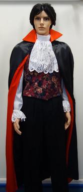 Men's Vampire Costume from The Littlest Costume Shop in Melbourne