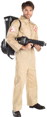 Ghostbusters Costume with Proton Pack