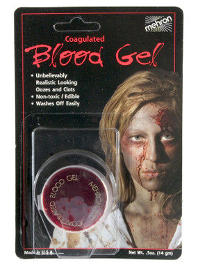 Coagulated Blood Gel - Special Effects Makeup - 14ml