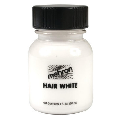 Hair Whitener - Special Effects Makeup