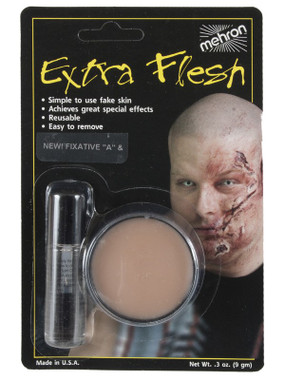 Extra Flesh Special Effects Makeup with Fixative