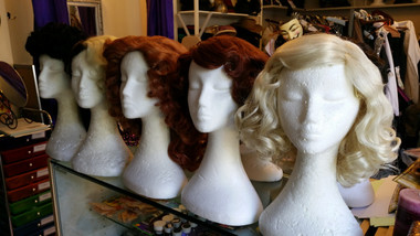 Wig Hire for Theatrical Productions