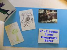 "4"" X 6"" Aluminum Photography Blanks 20 Pieces"