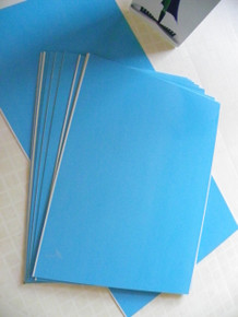 "12"" x 16"" High Gloss Aluminum Photography Blanks, 20PCs Min"