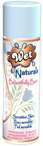 WET NATURALS BEAUTIFULLY BARE 3.3 OZ