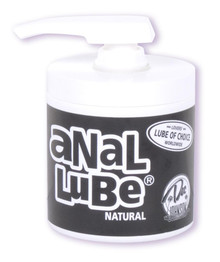 ANAL LUBE-NATURAL-4.75OZ BU