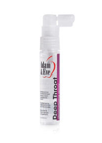 ADAM & EVE DEEP THROAT SPRAY 1 OZ