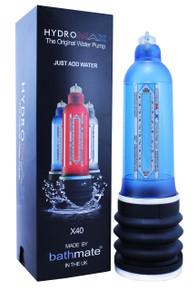HYDROMAX X40 AQUA BLUE(NET)