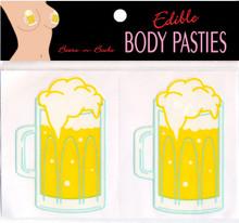 EDIBLE PASTIES BEER N BOOBS