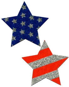 PASTEASE ROCKSTAR STARS & STRIPES