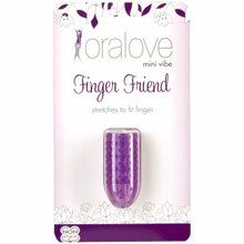 ORALOVE FINGER VIBE PURPLE-CD