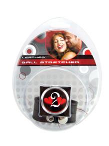 H2H BALL STRETCHER 1IN BLACK
