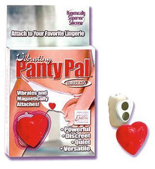 PANTY PAL HEART VIBRATING