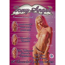 FOXY ANGEL TRANSEXUAL DOLL