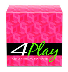 4 PLAY GAME SET