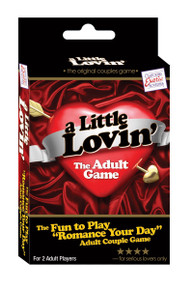 A LITTLE LOVIN GAME
