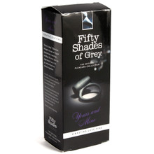 FIFTY SHADES YOURS & MINE LOVE RING VIB (NET)