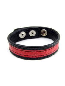 H2H COCK RING SNAKE SKIN RED (WD)