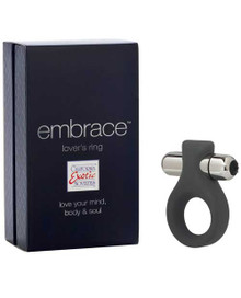 EMBRACE LOVERS RING GREY