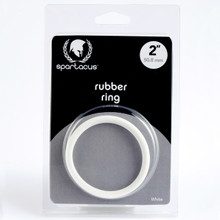 2IN WHITE RUBBER RING