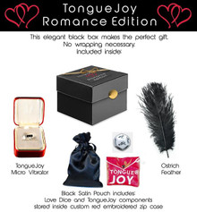 TONGUE JOY ROMANCE PACKAGE (out mid May)