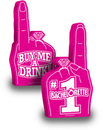 FOAM FINGER #1 BACHELORETTE
