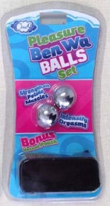 CLOUD 9 BENWA BALLS SILVER