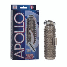APOLLO WIRELESS 7 FUNCTION STROKER SMOKE