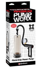 PUMP WORX PISTOL GRIP POWER PUMP