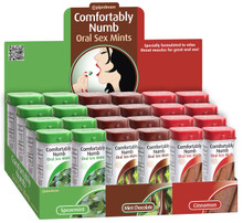 COMFORTABLY NUMB MINTS 24PC DISPLAY