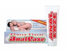 ANAL EAZE 4 OZ CHERRY FLAVOR