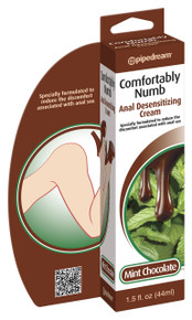 COMFORTABLY NUMB ANAL DESENSITIZING CREAM 1.5OZ CHOCOL