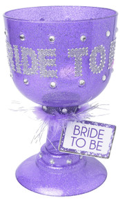 BACHELORETTE BRIDE TO BE PIMP CUP