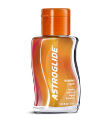 ASTROGLIDE WARMING LIQUID 2.5 OZ