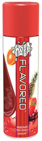 WET FLAVORED PASSION FRUIT PUNCH SUGAR FREE 3.6 OZ
