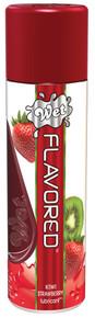 WET FLAVORED KIWI STRAWBERRY SUGAR FREE 3.6 OZ