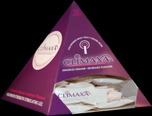 CLIMAXA STIMULATING GEL 50PC DISPLAY