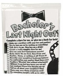BACHELOR T SHIRT W/ PEN