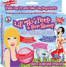 LIL HO PEEP & HER SHEEP