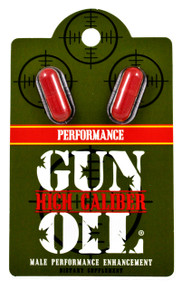 Gun Oil High Caliber Performance Double