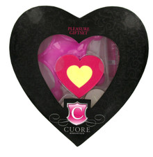 CUORE BLACK PACKAGE PLEASURE
