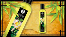 ORGANICA KISSABLE MASSAGE OIL EXOTIC GREEN TEA
