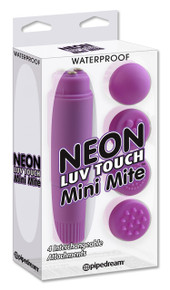 NEON LUV TOUCH MINI MITE PURPLE