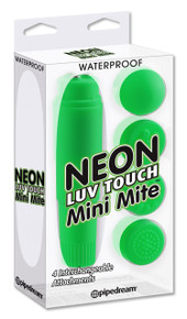 NEON LUV TOUCH MINI MITE GREEN