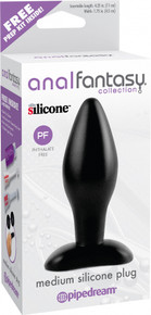 ANAL FANTASY MEDIUM SILICONE PLUG