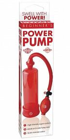 BEGINNERS POWER PUMP RED