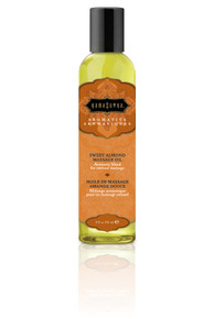 AROMATIC MASSAGE OIL SWEET ALMOND