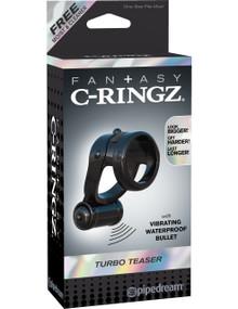 FANTASY C-RINGZ TURBO TEAZER