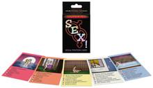 ADVENTUROUS SEX CARD GAME