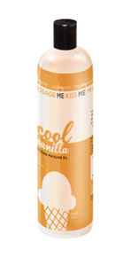 EDIBLE COOLING MASSAGE OIL VANILLA